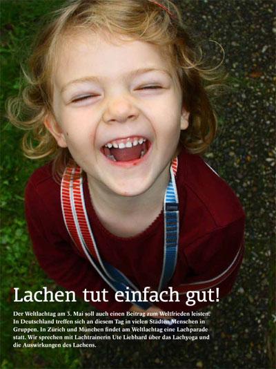 Lachen Tut Gut